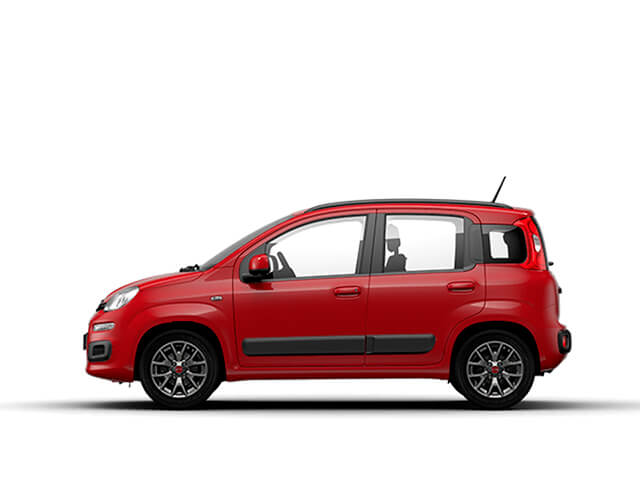 Rent a Fiat Panda all inclusive at the airport with Málaga All Included Car Hire
