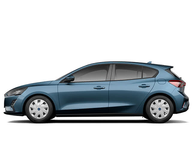 Rent a Ford Focus automatic or manual all inclusive at the airport with Málaga All Included Car Hire