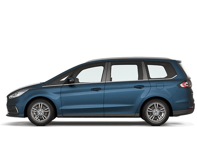 Rent a Ford Galaxy automatic or manual all inclusive at the airport with Málaga All Included Car Hire