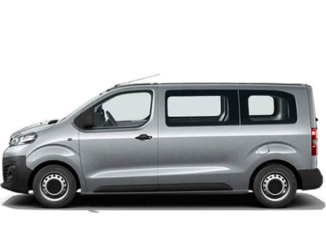 Rent an Opel Vivaro all inclusive at the airport with Málaga All Included Car Hire