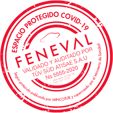Espacio protegido CoVID19 FENEVAL